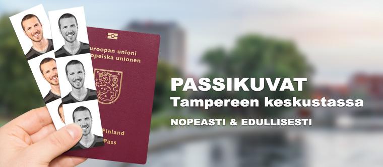 Passikuvat Tampere